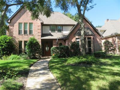 Spring Single Family Home For Sale: 6023 Pin Oak Place