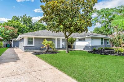 Houston Single Family Home For Sale: 5514 Belrose Drive