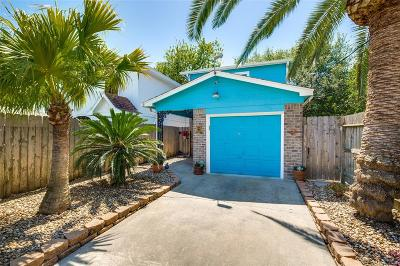 Galveston Single Family Home For Sale: 1411 22nd Street