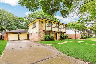 Houston Single Family Home For Sale: 2918 Kevin Lane