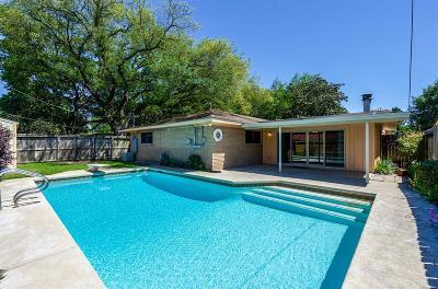 Houston Single Family Home For Sale: 5802 Verdome Lane