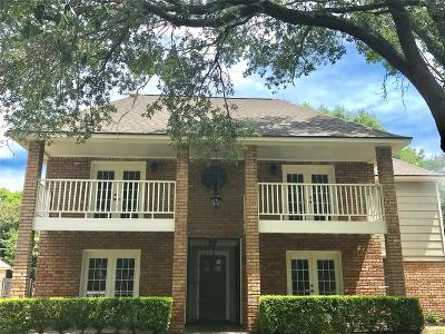 Houston Single Family Home For Sale: 11642 Trailmont Drive