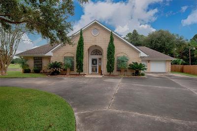 Santa Fe Single Family Home For Sale: 13203 Rene Circle