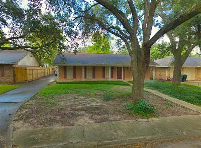 Houston Single Family Home For Sale: 5830 Reamer Street