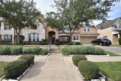 Sugar Land Single Family Home For Sale: 1310 Pristine Way