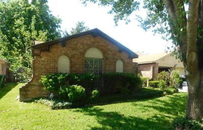 Houston Single Family Home For Sale: 10426 Tenneco Drive