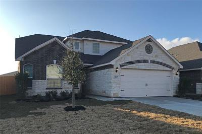 Hockley Single Family Home For Sale: 21023 Echo Manor Drive