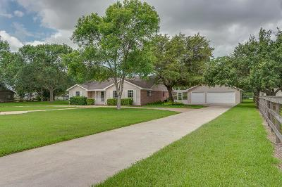 Friendswood Single Family Home For Sale: 618 Westfield Lane
