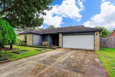 Katy Single Family Home For Sale: 22103 Calderbrook Drive #1