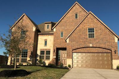 Rosharon Single Family Home For Sale: 9703 Clear Diamond Drive