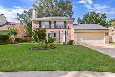 Katy Single Family Home For Sale: 22803 Braken Manor Lane