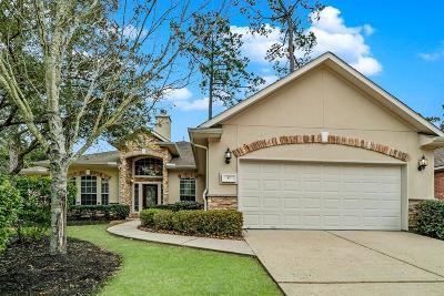 The Woodlands Single Family Home For Sale: 47 Prosewood Drive