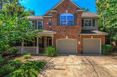 The Woodlands Single Family Home For Sale: 15 New Light Place