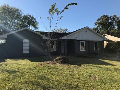Houston Single Family Home For Sale: 10315 Sweetbrook Drive