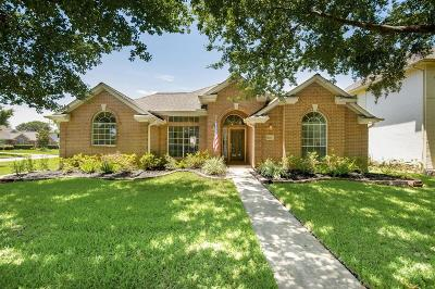 Katy Single Family Home For Sale: 3514 Ironloft Court