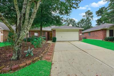 The Woodlands Single Family Home For Sale: 103 Genesee Ridge Drive