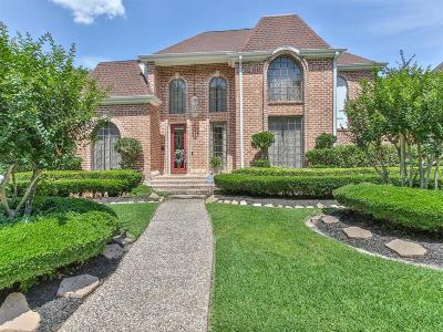 Houston Single Family Home For Sale: 1215 Lashbrook Drive