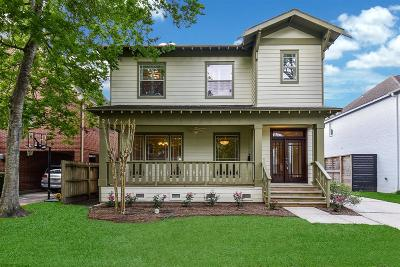 Bellaire Single Family Home For Sale: 4307 Mildred Street