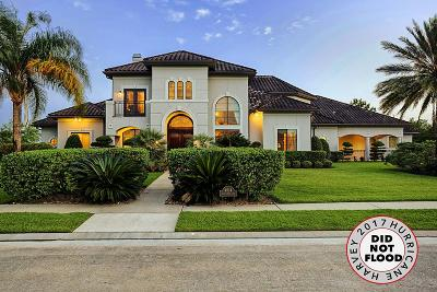 League City Single Family Home For Sale: 4914 Cross Creek Lane