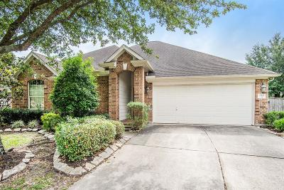 Humble Single Family Home For Sale: 7302 Hickory Canyon Court