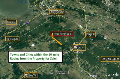 Liberty Residential Lots & Land For Sale: 00 County Road 133 West Of