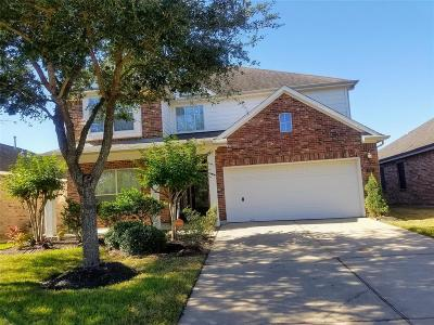 Pearland Single Family Home For Sale: 2014 Creek Run Drive