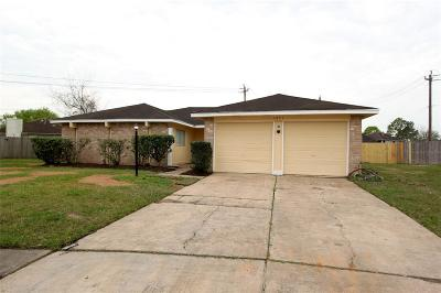 Missouri City Single Family Home For Sale: 1851 Ripple Creek Drive