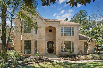 Kingwood Single Family Home For Sale: 2119 Mountain Lake
