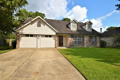 League City, League Single Family Home For Sale: 2904 Laurelridge Drive