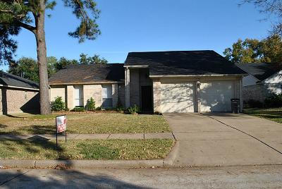 Katy Single Family Home For Sale: 19902 Winding Branch Drive