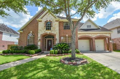 Sugar Land TX Single Family Home For Sale: $580,000