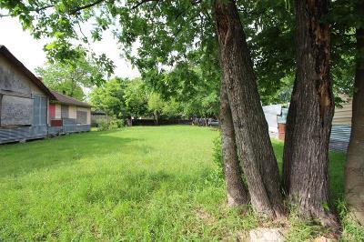 Houston Residential Lots & Land For Sale: 2612 Pierce Street
