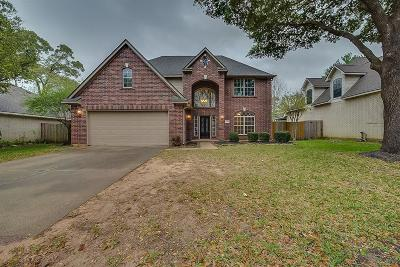 Tomball Single Family Home For Sale: 31306 Capella Circle