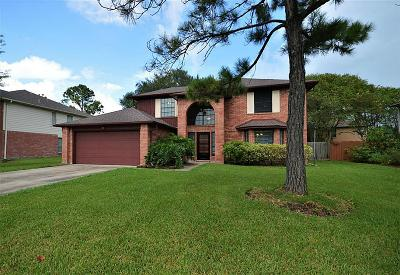 Friendswood Single Family Home For Sale: 1811 Lavaca Street