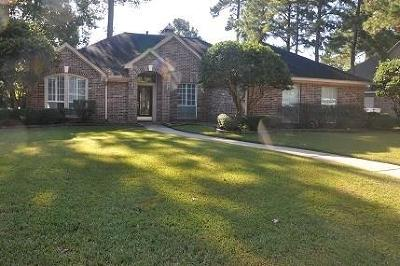 Humble Single Family Home For Sale: 18702 Tranquility Drive