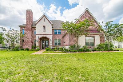 Kingwood Single Family Home For Sale: 1203 Charing Cross Way