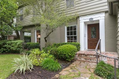 West University Place Single Family Home For Sale: 3125 Wroxton Road