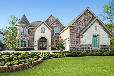 Magnolia Single Family Home For Sale: 27122 Bolte Bridge Drive