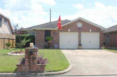 Houston TX Single Family Home For Sale: $160,000