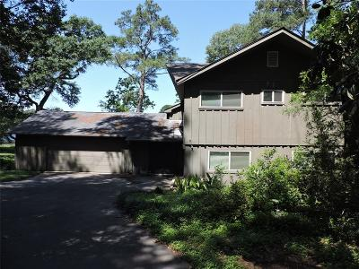 Montgomery Single Family Home For Sale: 6070 Beech Drive