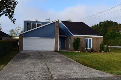 Galveston County Rental For Rent: 3100 Richards Dr