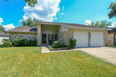 Missouri City Single Family Home For Sale: 1227 Twining Oaks Lane