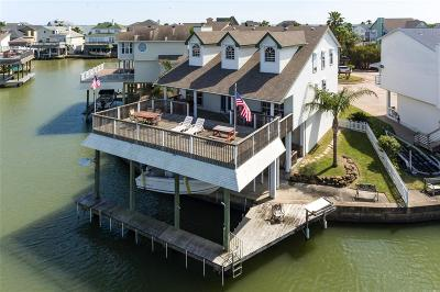 Tiki Island Single Family Home For Sale: 904 Short Reach