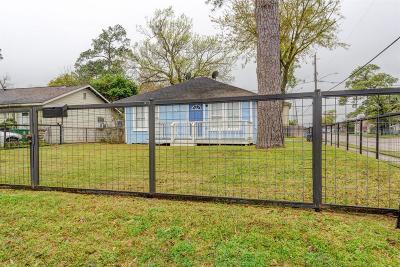 Single Family Home For Sale: 4121 Hain Street