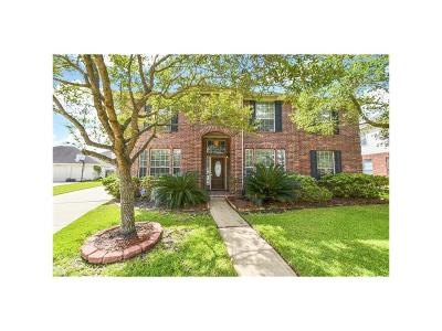 Pearland Single Family Home For Sale: 3406 Crossbranch Court