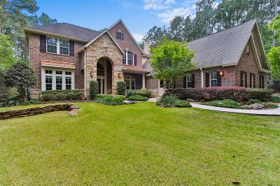 Conroe Single Family Home For Sale: 10308 Paradise Valley Drive