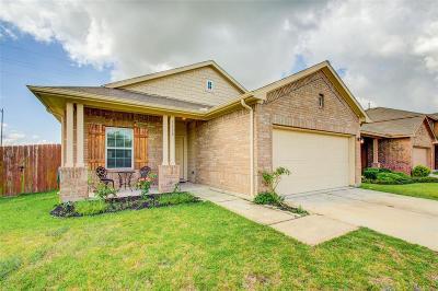 Humble Single Family Home For Sale: 3138 Lauren Oaks Lane