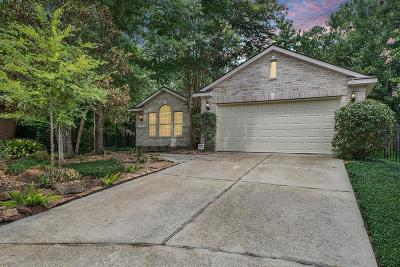 The Woodlands Single Family Home For Sale: 39 Heartridge Court