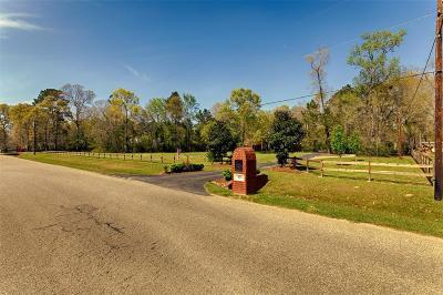 Huffman Single Family Home For Sale: 303 Vista Del Lago Drive