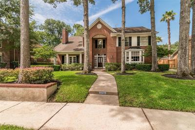 Houston Single Family Home For Sale: 15322 Park Estates Lane